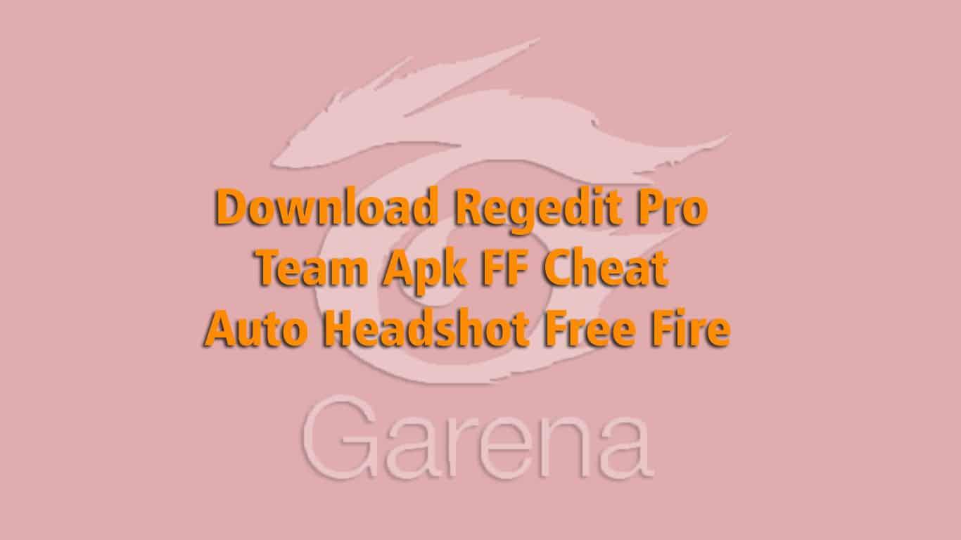 Regedit Vip FF Pro 2