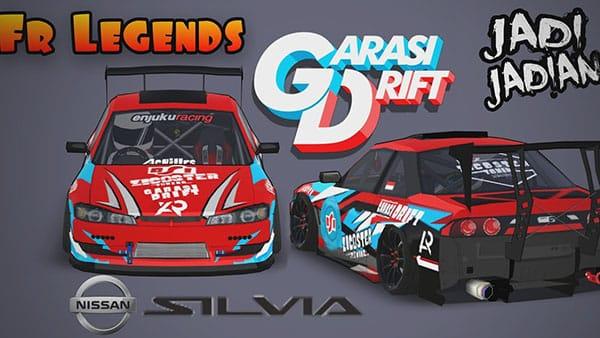 FR Legends Mod