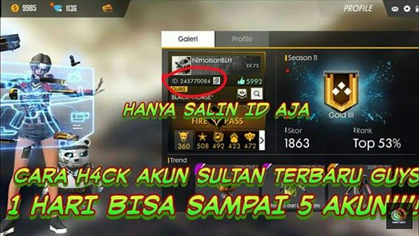 Data Hack Via ID
