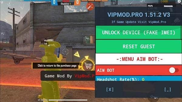 VIP Mod Pro