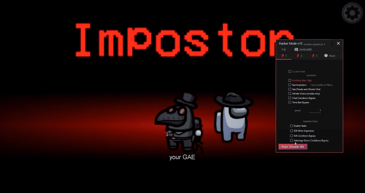 Always-Impostor