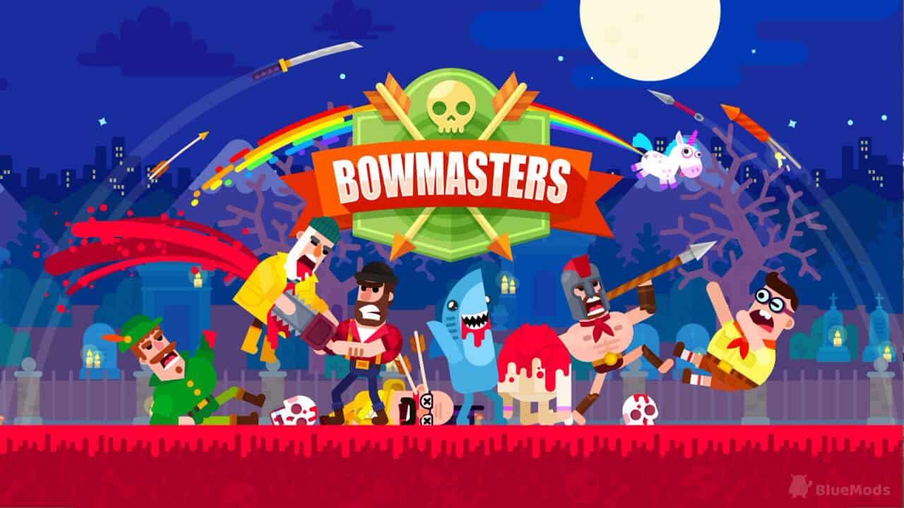 Download-Bowmaster-Mod-Apk