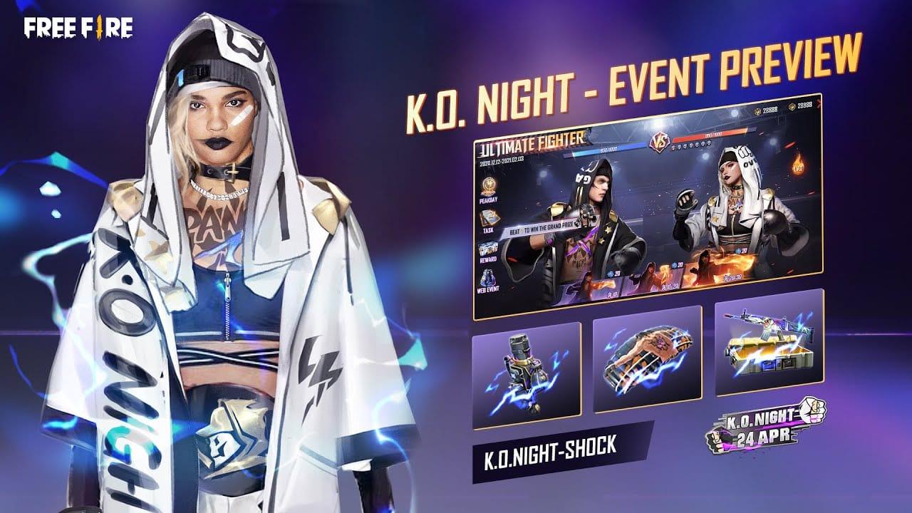 Event-K.O-Night-Free-Fire