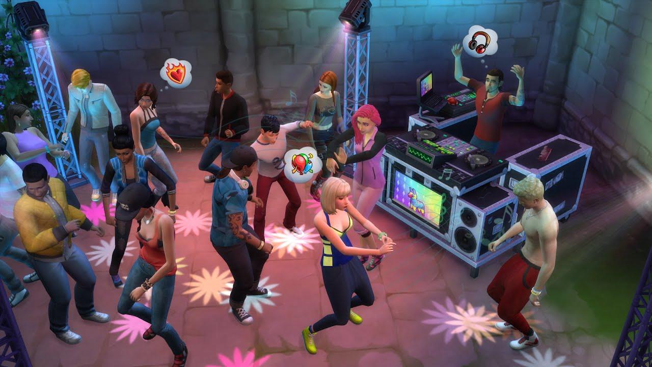 Game-The-Sims-4-dengan-Dunia-yang-Baru-dan-Seru