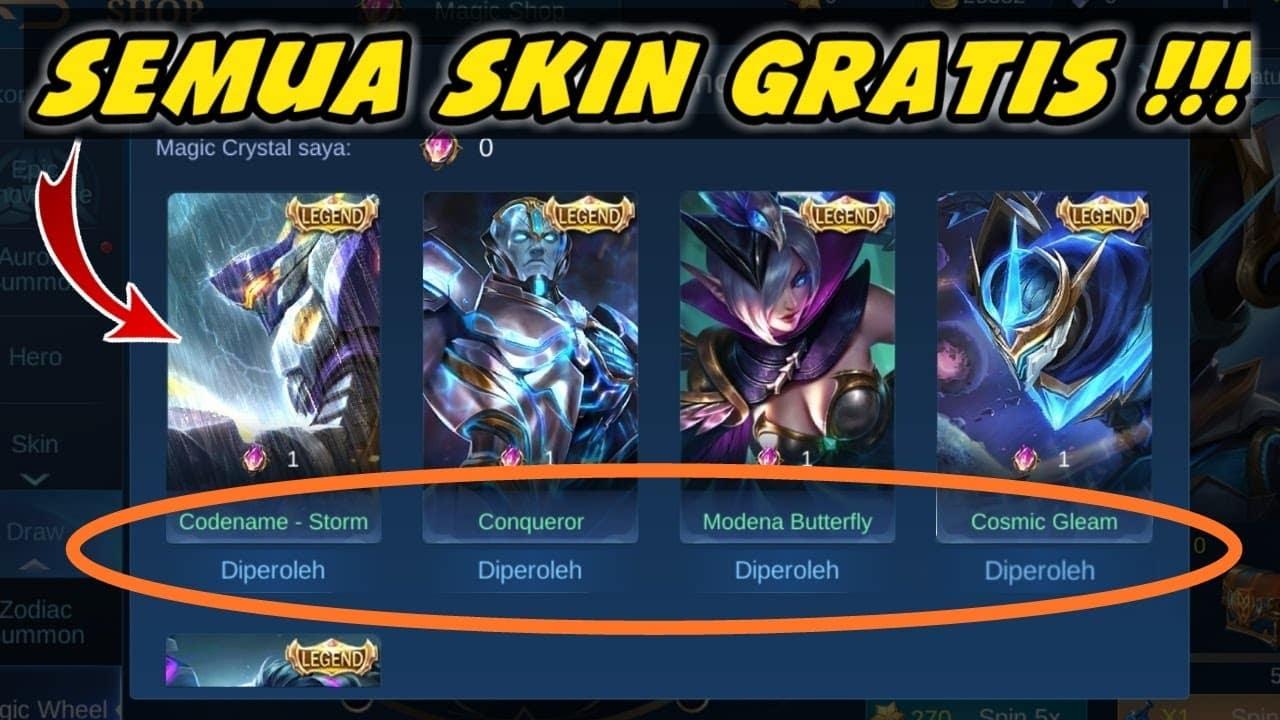 Gratis-Semua-Skin