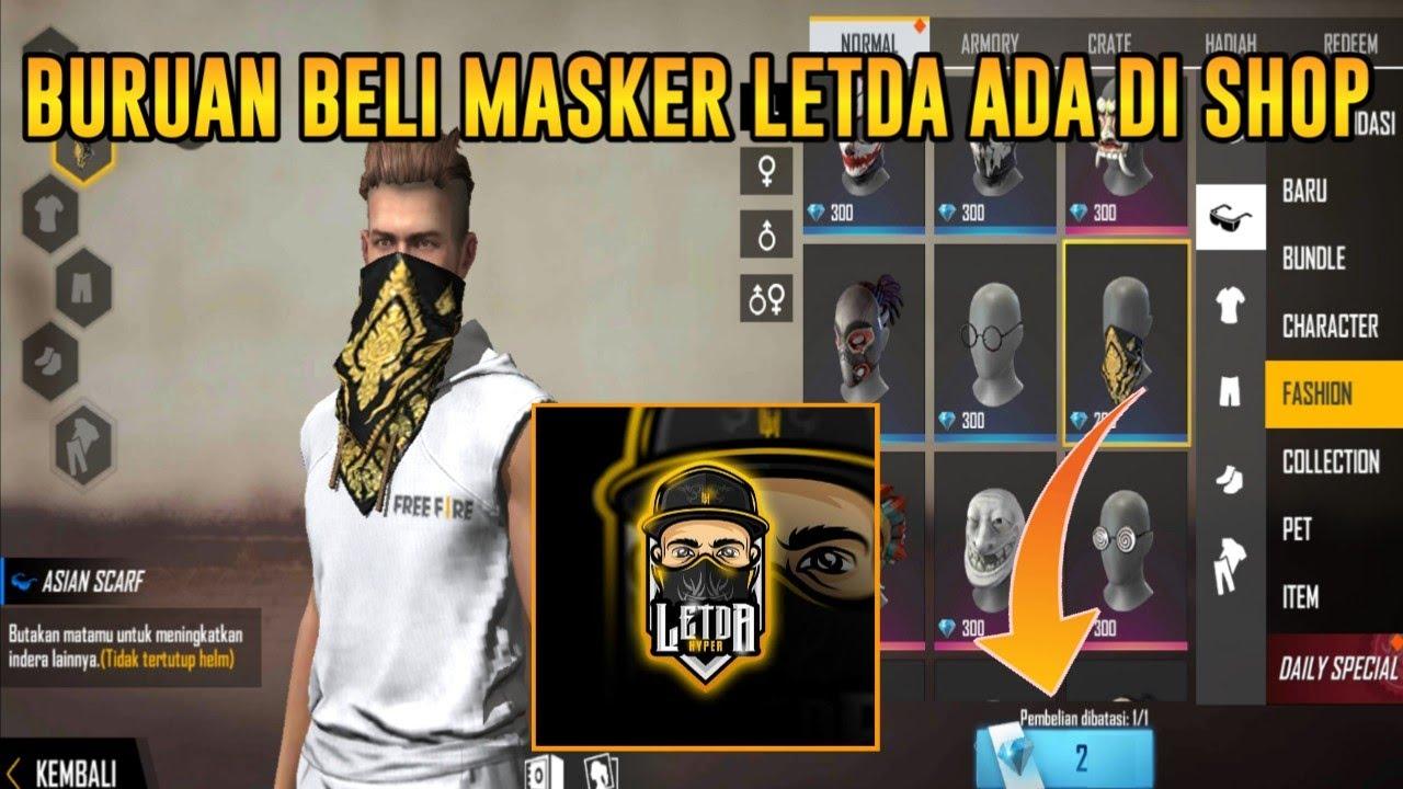 Masker-Letda-Hyper