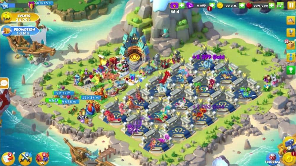 Membangun-Kota-Cantik-dengan-Berbagai-Spesies-Naga