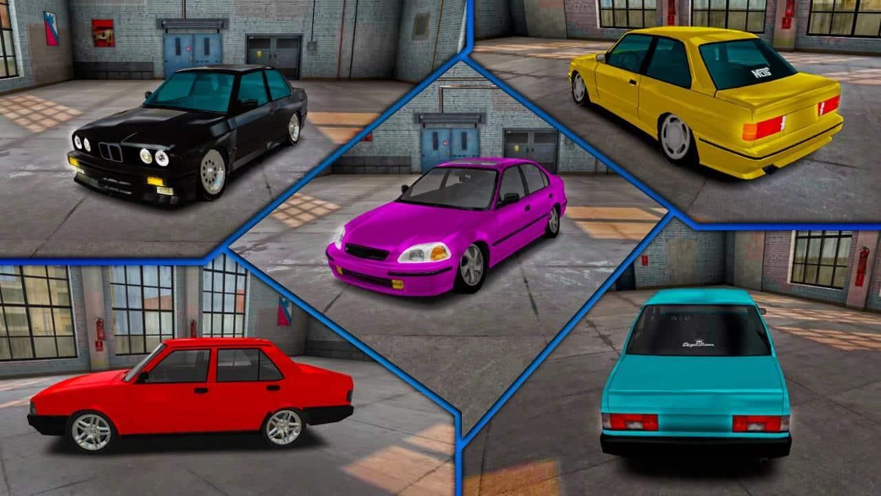 Pilihan-Mobil-Tak-Terbatas-Unlock-All-Cars