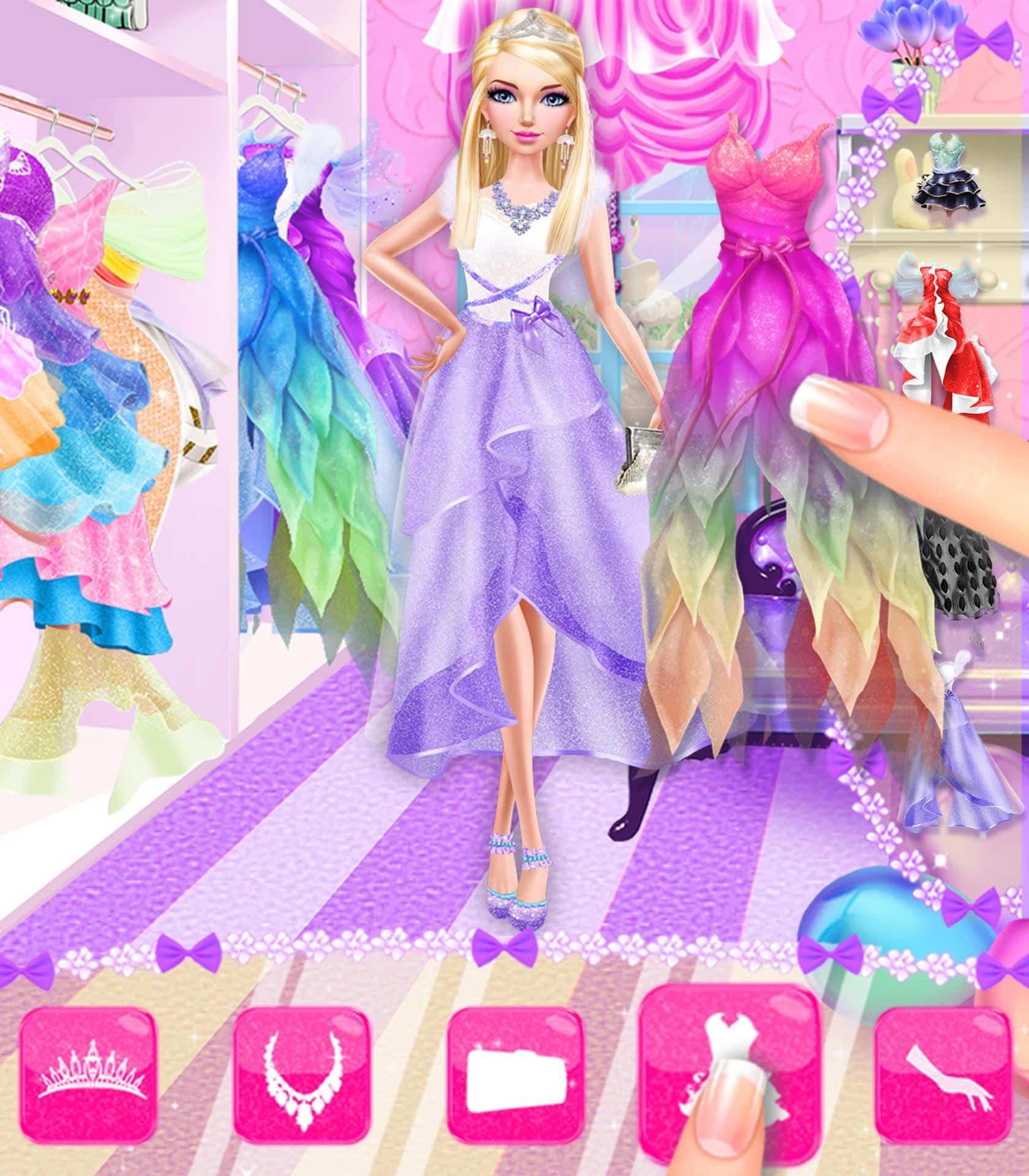 Princess-Prom-Night-Dress-Up