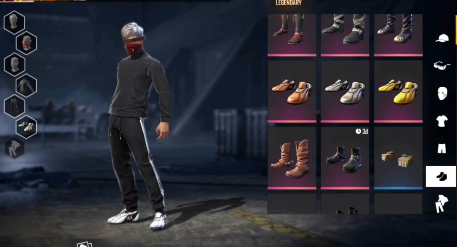 Sepatu-Bola-Free-Fire-Letda-Hyper-Item-Paling-Diburu-Para-Pemain