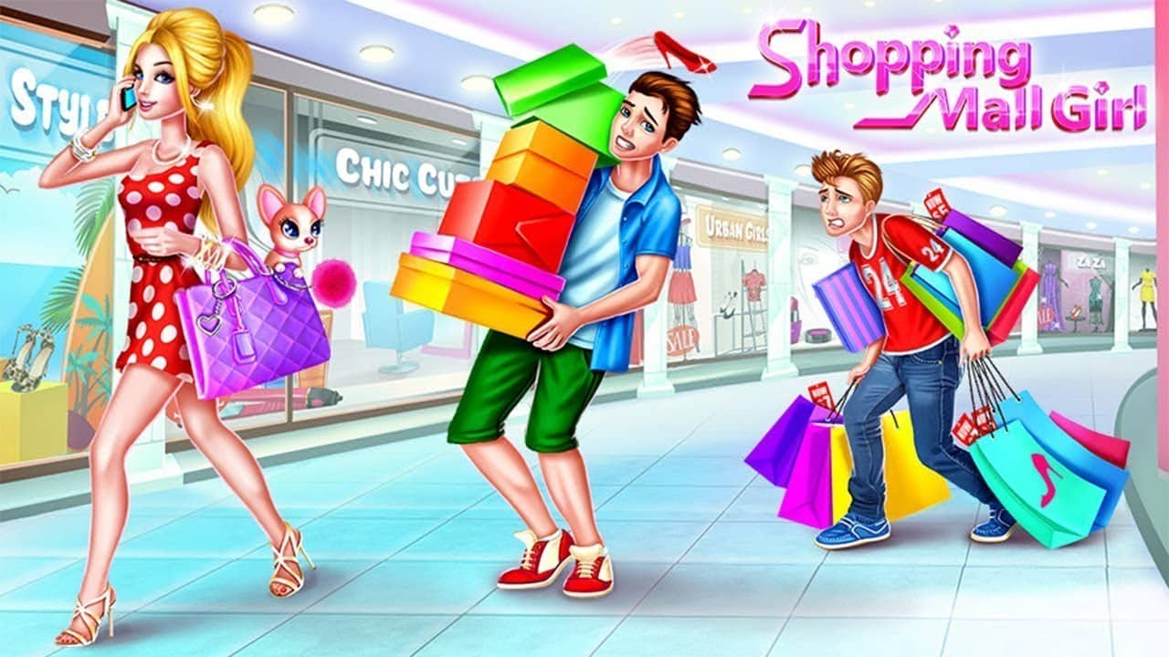 Shopping-Mall-Girl